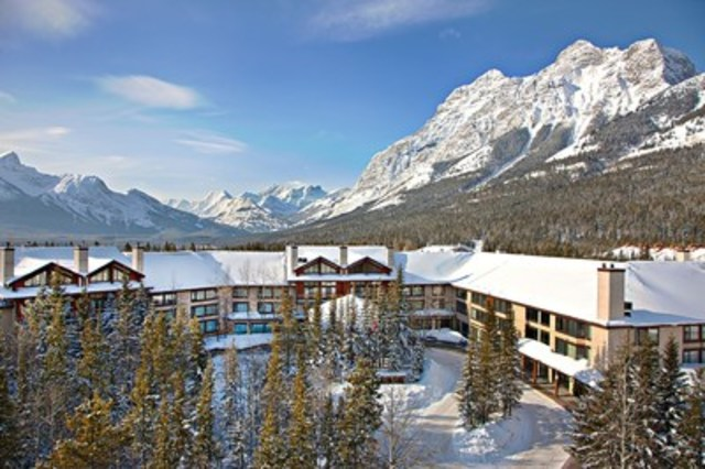 Pomeroy Lodging intends to invest approximately $26M to execute a renovation and transform the Delta Kananaskis property into a leading 4-star conference and destination resort within the region, resulting in an increase of employment and economic impact for the region. (CNW Group/Pomeroy Lodging LP)