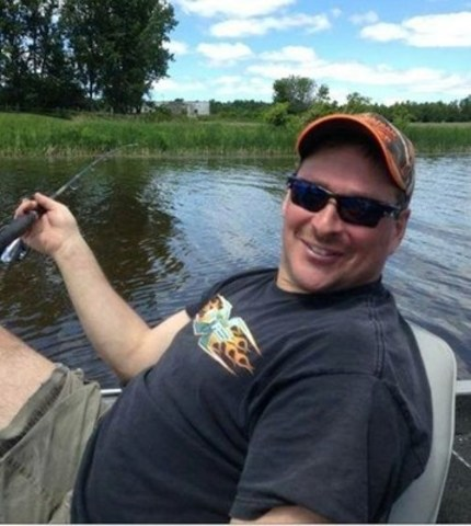 Pascal Goulet, Steelworker killed on the job in 2014. (CNW Group/United Steelworkers (USW))