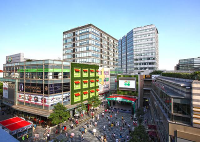 Ivanhoé Cambridge et APG mènent une levée de capital de près de 920 M$ US dans Chongbang afin de poursuivre l'expansion de la société à Shanghai (Groupe CNW/Ivanhoé Cambridge)