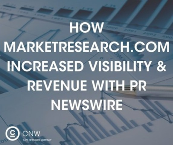 How MarketResearch.com increased visibility & revenue with PR Newswire (CNW Group/CNW Group Ltd.)