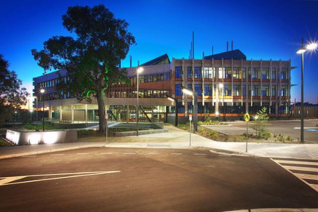 The Caisse de dépôt et placement du Québec invests AU$32 million in Melbourne's Centre for AgriBioscience (AgriBio) under an agreement with Plenary Group, one of Australia's infrastructure leaders. (CNW Group/CAISSE DE DEPOT ET PLACEMENT DU QUEBEC)