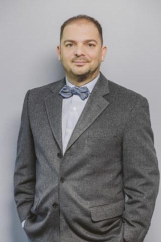 Stéphan La Roche, nouveau directeur des Musées de la civilisation à Québec (Crédit photo : Stéphane Bourgeois/Hélène Bouffard) (Groupe CNW/Musée de la Civilisation)