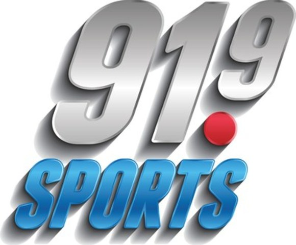 Logo : 91.9 Sports (Groupe CNW/91.9 Sports)