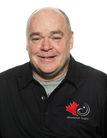 """Duncan Campbell (Vancouver, B.C.), the Canadian """"Quadfather"""" acknowledged as the inventor of the sport of wheelchair rugby, will receive the prestigious Paralympic Order for lifetime contributions to the Paralympic movement, the International Paralympic Committee announced today. (CNW Group/Canadian Paralympic Committee (CPC))"""