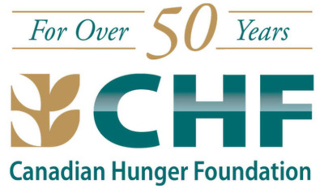 Canadian Hunger Foundation (CNW Group/CHF)