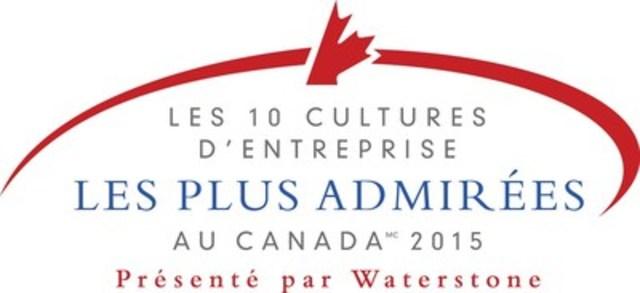 Les 10 cultures d'entreprise les plus admirées au Canada (Groupe CNW/Tangerine)
