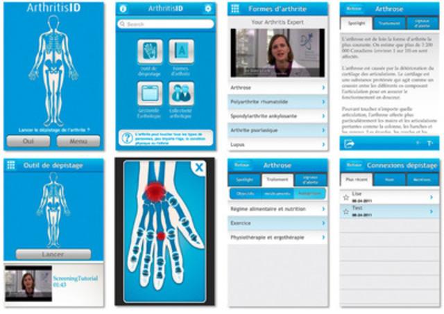 ArthritisID (Groupe CNW/National Arthritis Awareness Program) (Groupe CNW/Programme national de sensibilisation à l'arthrite)