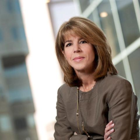 Dana Ades-Landy - Nouvelle présidente du conseil d'administration de l'Association des femmes en finance du Québec (AFFQ). (Groupe CNW/Association des femmes en finance du Québec (AFFQ))