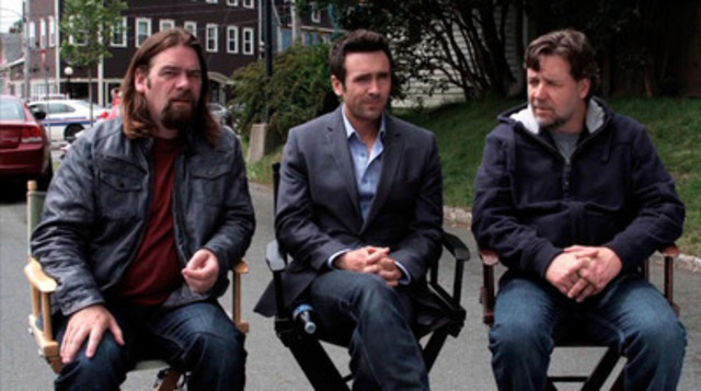 Video: Sample CBC Live Content: Russell Crowe takes on The Republic of Doyle