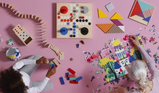 IKEA's LATTJO, a new play collection due out in IKEA stores this November (CNW Group/IKEA Canada)