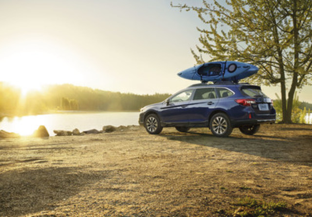 2016 Subaru Outback (CNW Group/Subaru Canada Inc.)