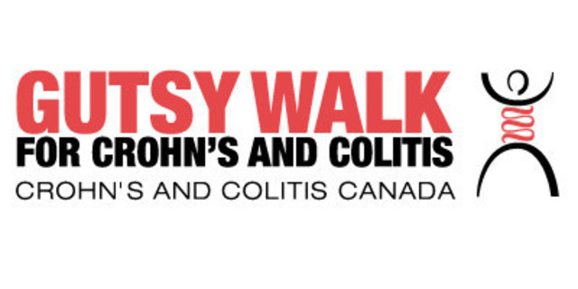 Crohn's and Colitis Canada - GUTSY WALK (CNW Group/Crohn's and Colitis Canada)