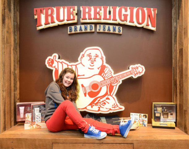 True Religion Partners With SickKids Foundation In Toronto (CNW Group/True Religion Apparel, Inc.)
