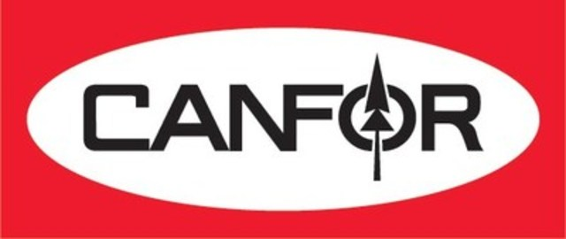 Canfor Pulp Products Inc. and Canfor Corporation (CNW Group/Canfor Pulp Products Inc.)