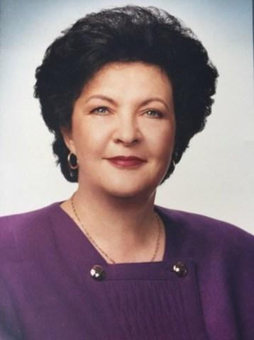 Jocelyne (Villeneuve) Ouellette 1944-2015 (Groupe CNW/Laurette Laurin)