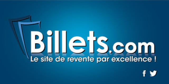 Billets.com (Groupe CNW/Billets.com)