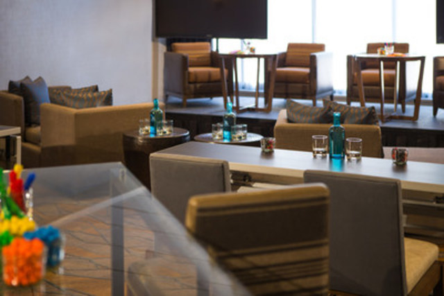 'Meetings Imagined' comes alive at the Calgary Marriott Downtown in their newly expanded meeting space. (CNW Group/Marriott Hotels & Resorts Canada)