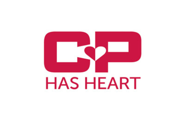 CP Has Heart (CNW Group/Canadian Pacific)