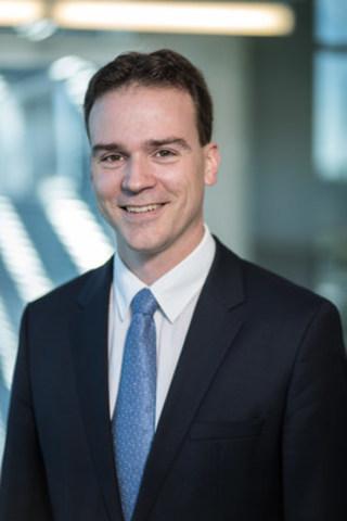 Jean-Philippe Gentès, president of Sterinova. (CNW Group/(FTQ) Le Fonds de Solidarité des Travailleurs du Québec)