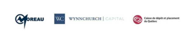 Wynnchurch Capital partners with the Caisse de dépôt et placement du Québec to invest in the growth of Groupe Moreau, a contractor specializing in electrical, structural, piping and mechanical services in the industrial sector (CNW Group/TNG Corporation) (CNW Group/Groupe Moreau)