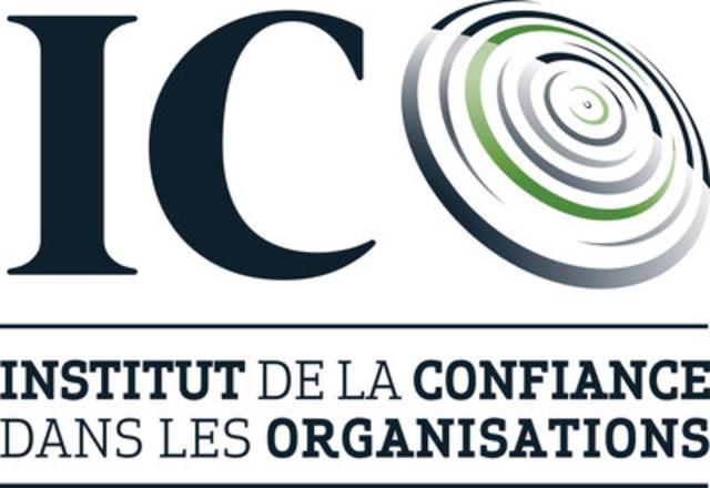 Logo : Institut de la confiance dans les organisations (Groupe CNW/Institut de la confiance dans les organisations)