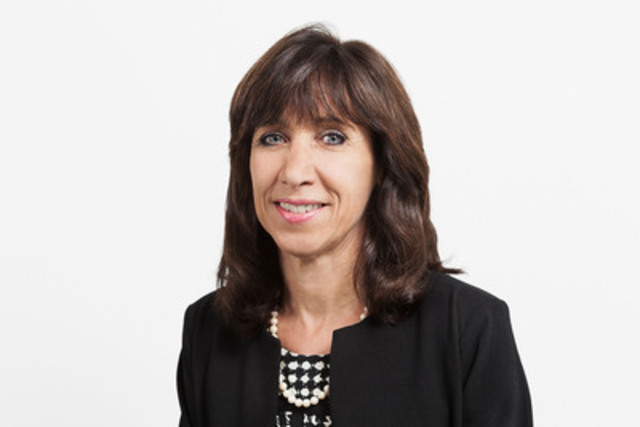 Sylvie Des Roches, vice-présidente, audit interne du Fonds de solidarité FTQ (Groupe CNW/Fonds de solidarité FTQ)