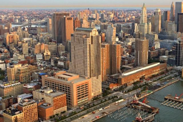388-390 Greenwich Street, NYC (CNW Group/Ivanhoé Cambridge)