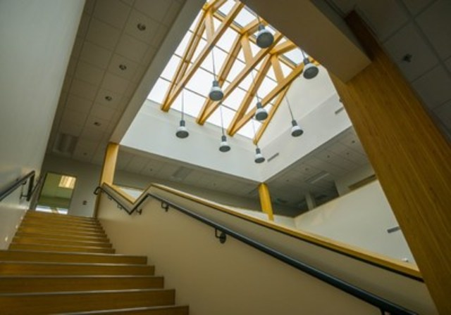 BC local governments recognized for leadership in wood design and building at 2015 Union of BC