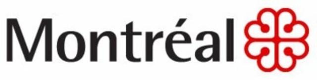 Logo : Ville de Montréal (CNW Group/Ville de Montréal - Cabinet du maire et du comité exécutif)