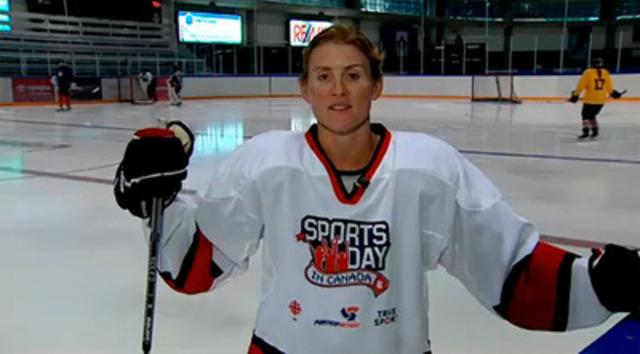 Video: Hayley Wickenheiser