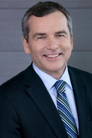 Marc LePage, new President and CEO of Génome Québec. (CNW Group/Génome Québec)