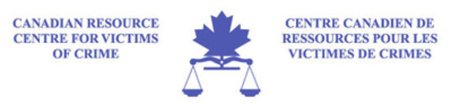 Canadian Resource Centre for Victims of Crime (CNW Group/Canadian Resource Centre for Victims of Crime)