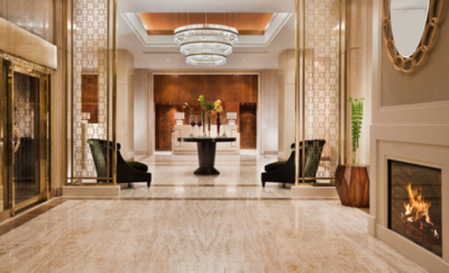 Experience Gatsby-like luxury at the Hotel Omni Mont-Royal in Montreal (CNW Group/Hotels.com)