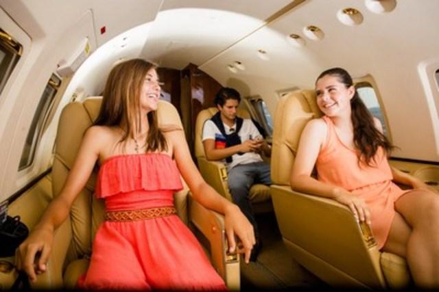 Une célébration ultime du passage à l'âge adulte des adolescents de l'élite mondiale avec un forfait « Anniversaire de milliardaire » de deux millions de dollars aux Grand Velas Resorts du Mexique (Groupe CNW/Velas Resorts)