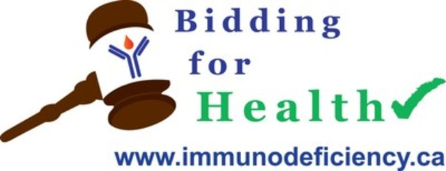 Bidding for Health (CNW Group/Immunodeficiency Canada)