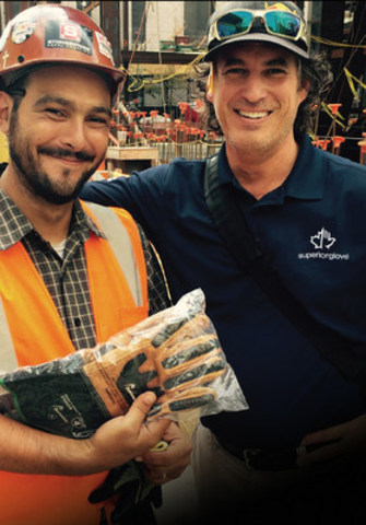 Superior Glove Works welcomed as member of ISEA to protect workers (CNW Group/Superior Glove)