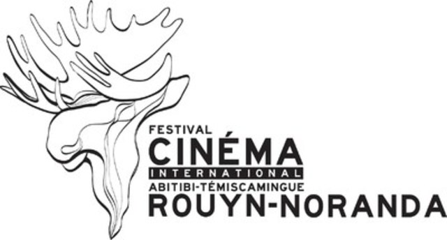 Logo: Festival du cinéma international en Abitibi-Témiscamingue (Groupe CNW/Festival du cinéma international en Abitibi-Témiscamingue)