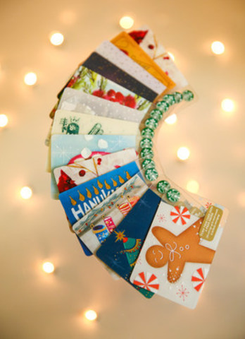Record purchases of Starbucks Cards anticipated on Christmas Eve (CNW Group/Starbucks Coffee Canada)
