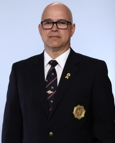 Lieutenant Colonel (Ret'd) Colin King, CD Appointed CEO of Commissionaires South Saskatchewan (CNW Group/Commissionaires)