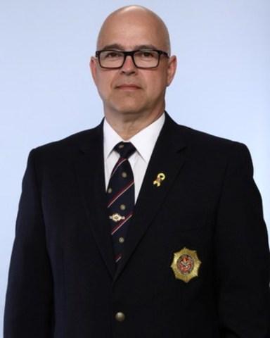 Lieutenant Colonel (Ret'd) Colin King, CD Appointed CEO of Commissionaires South Saskatchewan (CNW Group/Commissionaires)