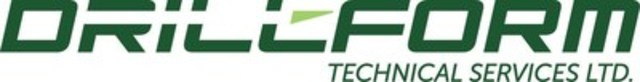 Drillform Technical Services Ltd. (CNW Group/Drillform Technical Services Ltd.)