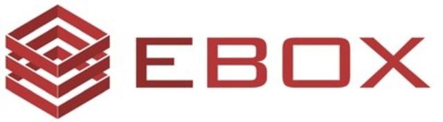 Logo : EBOX (Groupe CNW/EBOX) (Groupe CNW/EBOX)