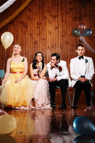 The cast of The Ball. (CNW Group/TVO)