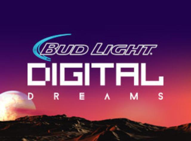 Bud Light Digital Dreams (CNW Group/Live Nation Canada)