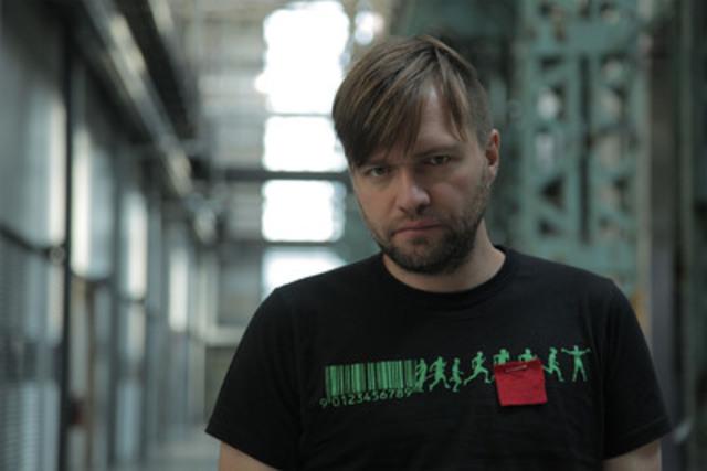 Le réalisateur de Camion Rafaël Ouellet (Groupe CNW/COOP Vidéo de Montréal)