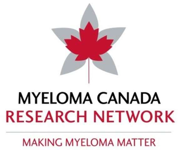Myeloma Canada Research Network (MCRN) (CNW Group/Myeloma Canada)