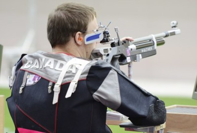 The Shooting Federation of Canada and the Canadian Paralympic Committee announced today that Doug Blessin of ...