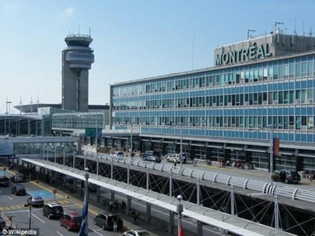 Aéroport de Montréal (Groupe CNW/PR Maintenance)