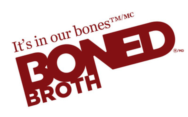 Boned, A Broth Company Ltd. (CNW Group/Boned, A Broth Company ltd.)