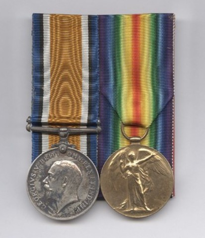 Tilston Memorial Collection of Canadian Military Medals, Canadian War Museum (CNW Group/Canadian War Museum)